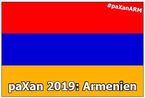 paXan Armenien Grafik